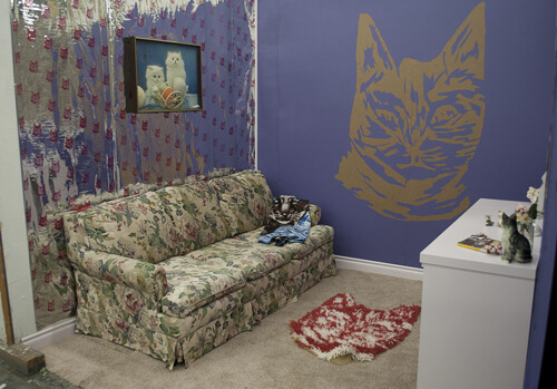 Megan Stein Cat Spaces (www.megantamarastein.com)
