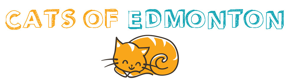 Cats of Edmonton logo