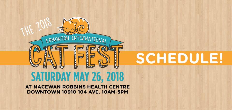 Cat Festival Schedule
